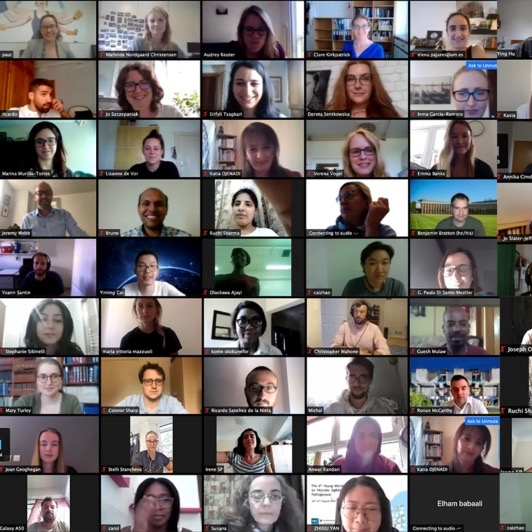YMS2020: Inspiring the next generation of scientists…online