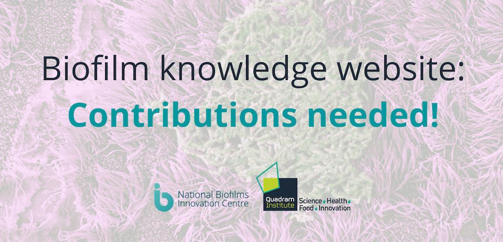 biofilm knowledge website