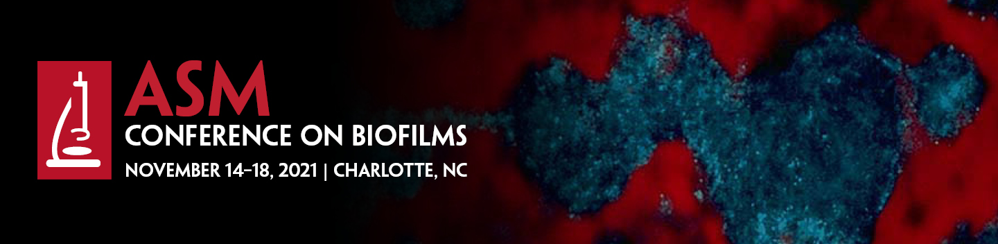 ASM Conference on Biofilms