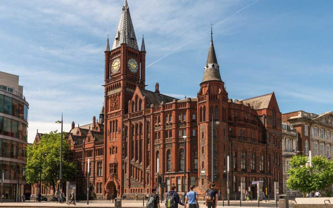 University of Liverpool: Biofilm disrupters for the Maritime industry
